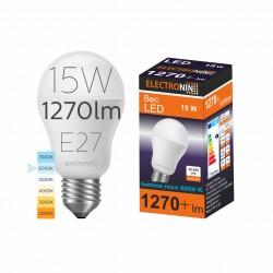 BEC LED NORMAL 15W A65 1270LM 6000K E27